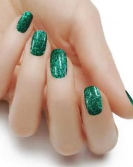 Green Glitter (gelz)
